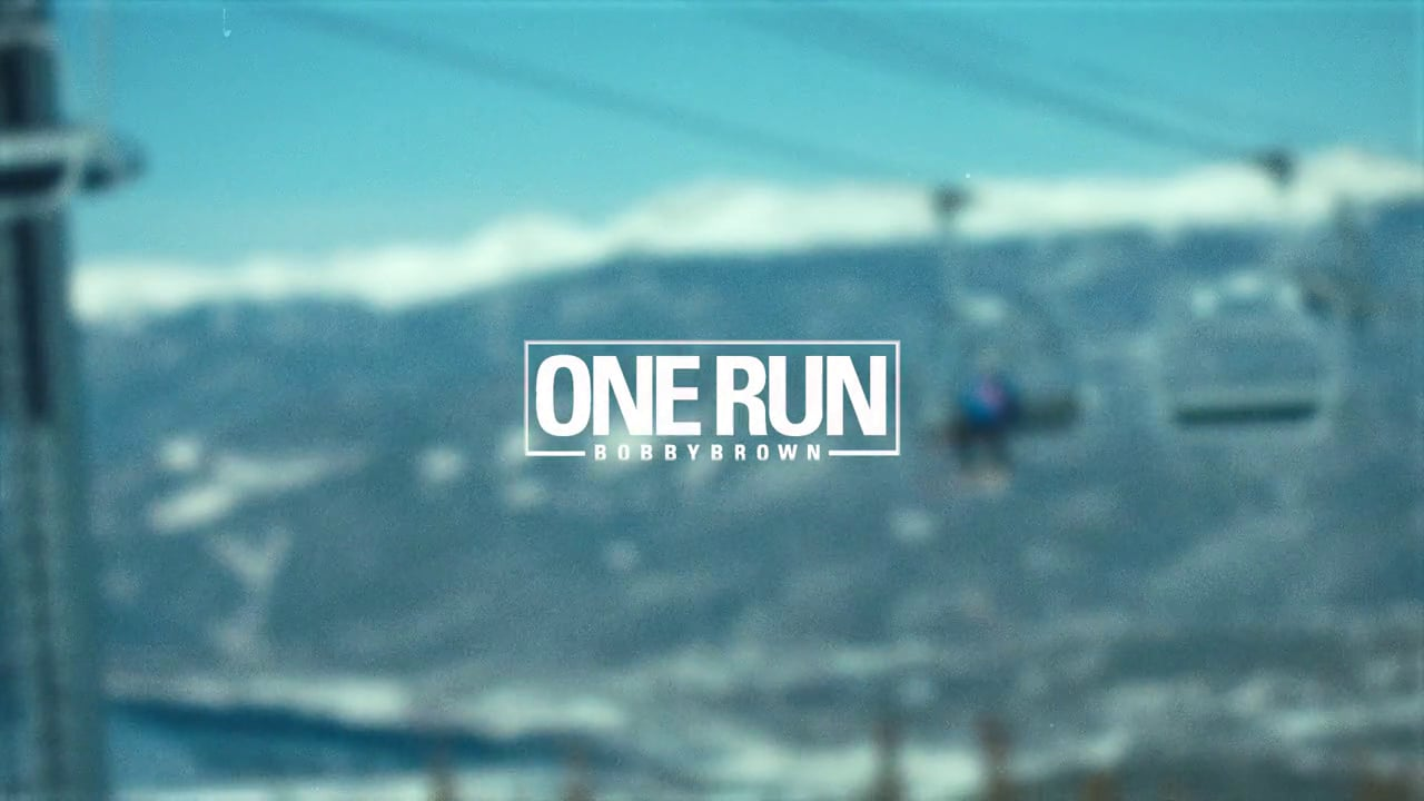 One Run with Bobby Brown
