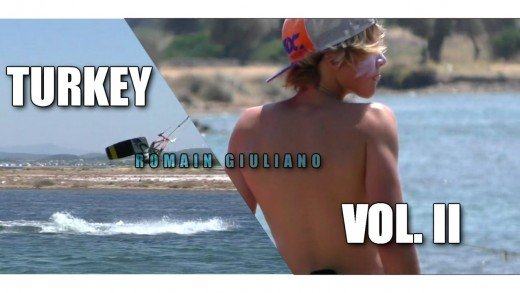 Romain Giuliano in Turkey Vol. II Edited by Julien Brandstetter