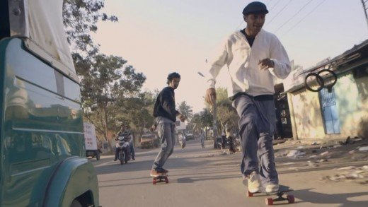 SKATEBOARDING IN INDIA FULL LENGTH DOCUMENTARY (UNCENSORED)
