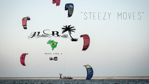 "Week @ ProKiteBrasil: ""Steezy moves"""