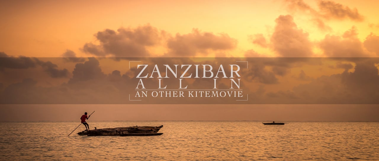 "Zanzibar ""All In"" an other Kitemovie"
