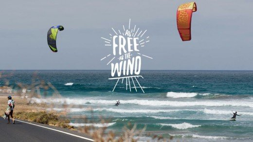 As Free As The Wind