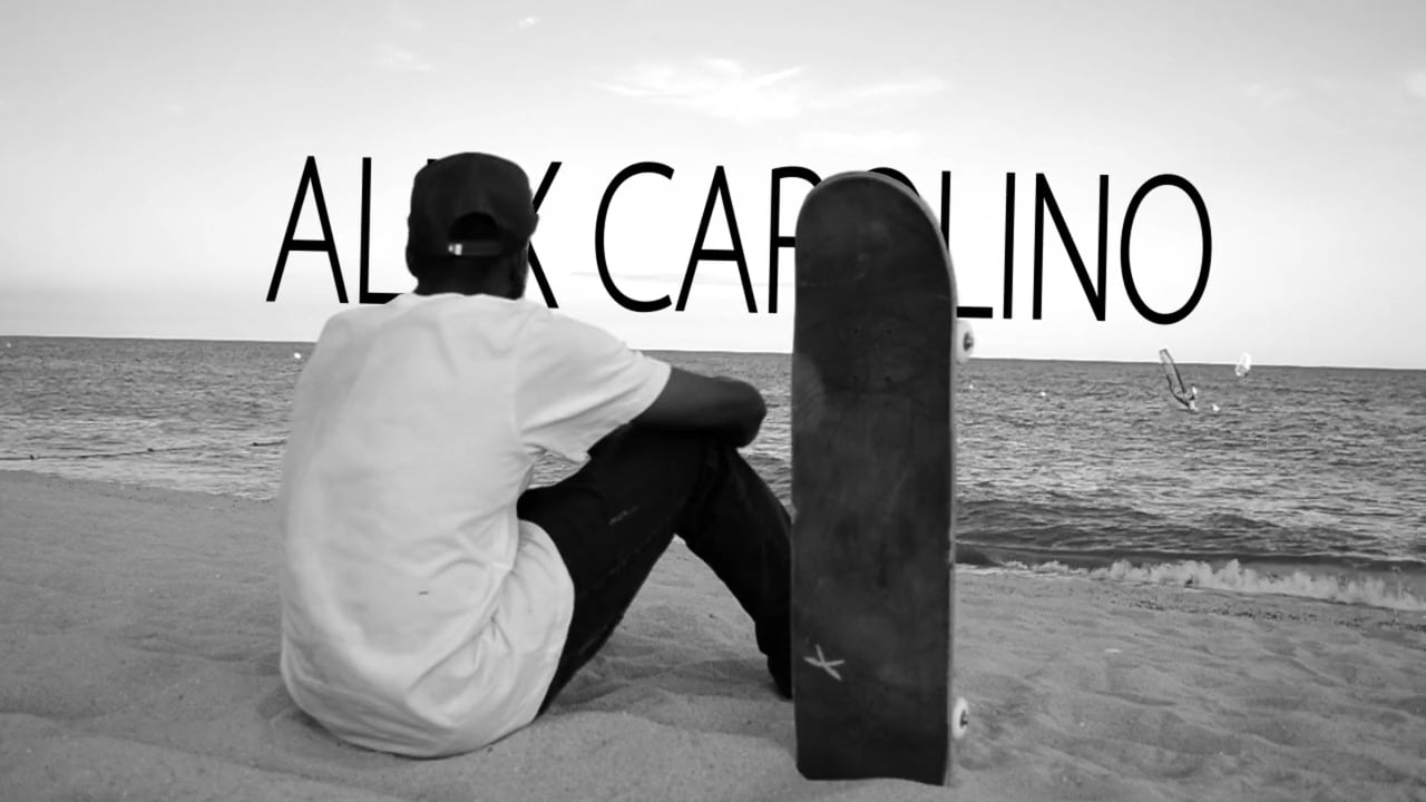 "HELLACLIPS EXCLUSIVE – ALEX CAROLINO ""HELLA HUSTLE"" 2015 VIDEO PART"