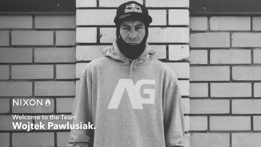 NIXON | WELCOME WOJTEK PAWLUSIAK TO THE TEAM