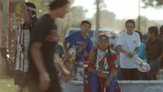 Skateboarding in Pine Ridge – Levi's Skateboarding