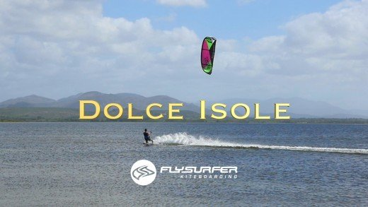 Flysurfer Kiteboarding presents: Dolce Isole