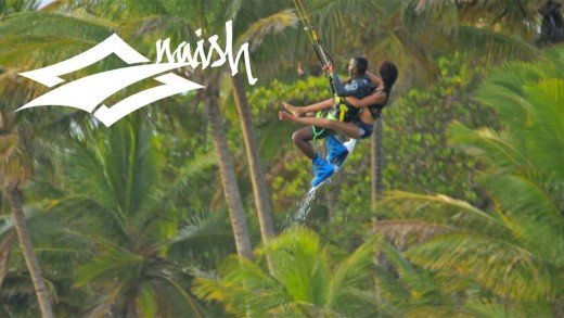 Freestyle Kiteboarding – Ariel Corniel – Naish 2016