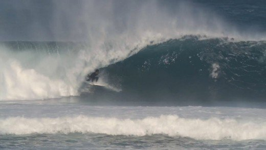 One Mundaka Drainer with Aritz Aranburu