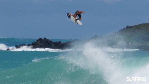 Page One: John Florence Alley Oop