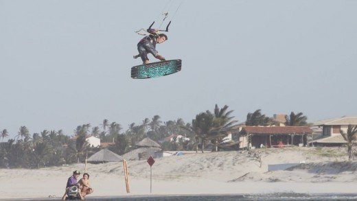 Paul Serin's Freestyle Dream Sessions—Brazil