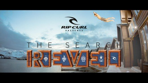 RIP CURL THE SEARCH – REVEL EPISODE #2 : SENJA ISLAND