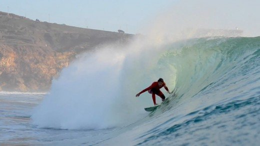 That Day in Nazare with Pedro Boonman