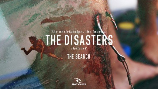 The Disasters | The Search by Rip Curl