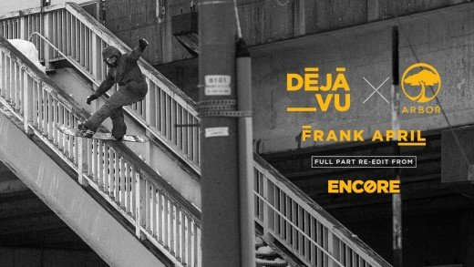 Arbor Snowboards :: Arbor x Deja Vu Encore ~ Frank April Full Part Re-Edit