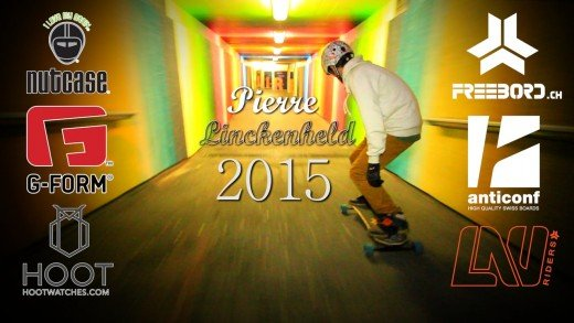 Freebord – Pierre Linckenheld 2015 Highlights