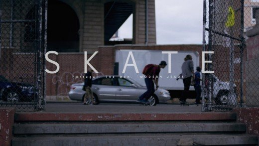 "SKATE | Portugal. The Man, ""MODERN JESUS"" (DP CUT)"