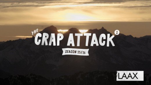 The Attack 2016 #1 LAAX