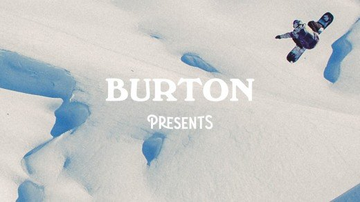 Burton Presents 2016 – Mark McMorris (snowboarding)