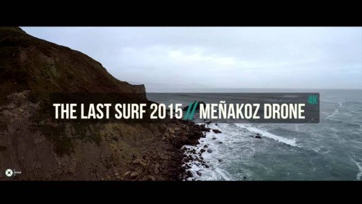 The Last Surf Meñakoz 2015