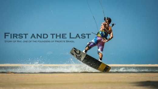 """First and the Last"" @ProKite Brasil"