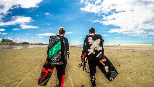Gopro Kitesurf Summer 2015 #PKMH #SupportPARIS2024