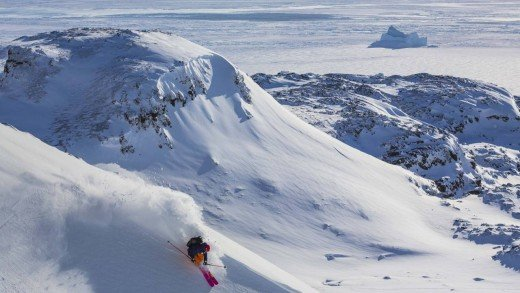 greenland – skiing the inuit land