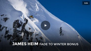 James Heim FADE TO WINTER bonus – 4K UHD