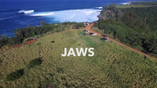 JAWS WIPEOUT – NICCOLO PORCELLA