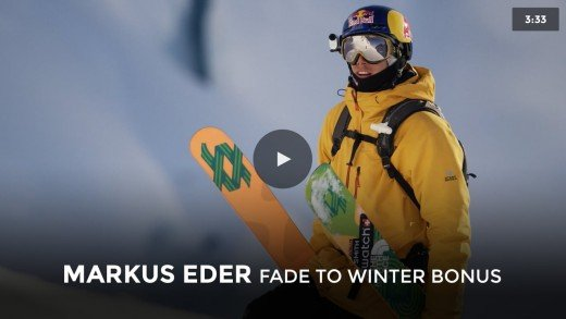 Markus Eder FADE TO WINTER bonus – 4K UHD