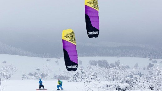 PEAK2 – no matter land or snow, instantly ready to go!