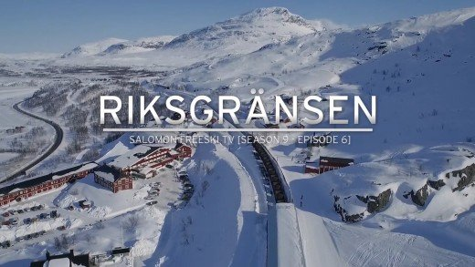 Riksgränsen – Salomon Freeski TV S9 E6