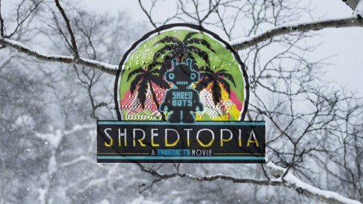 SHREDTOPIA Part 1- 4K – Shred Bots