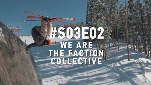 We Are The Faction Collective: #S03E02 (4K Ultra HD)