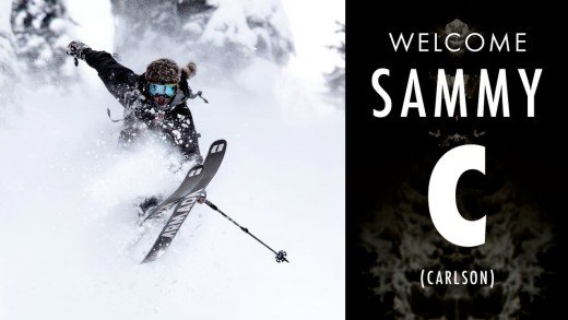 Welcome to AR Family, Sammy Carlson