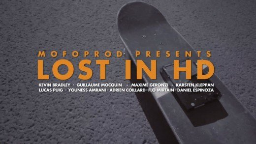 LOST IN HD