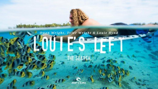 Louie's Left | The Search