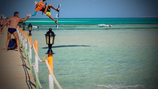 Best of Airstyle Kiteboarding 2015