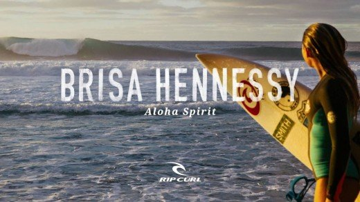 Brisa Hennessy | Aloha Spirit | The Search