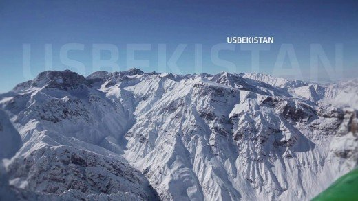 Kyrgyz-Ski, a XXL-Helicopter and the best pilot of the universe