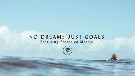 No Dreams, Just Goals – Frederico Morais