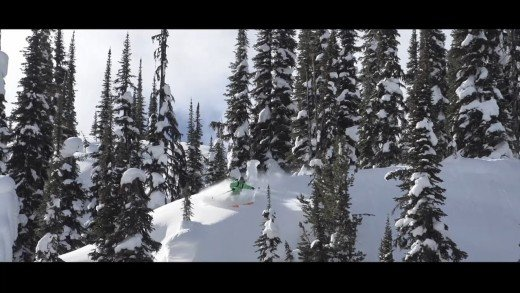 Teaser Ski RipCurl The Search
