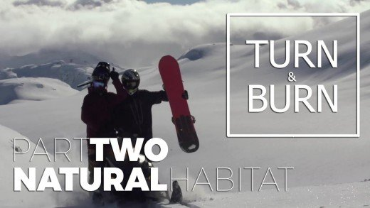 TURN & BURN 2016 – Part TWO – NATURAL HABITAT