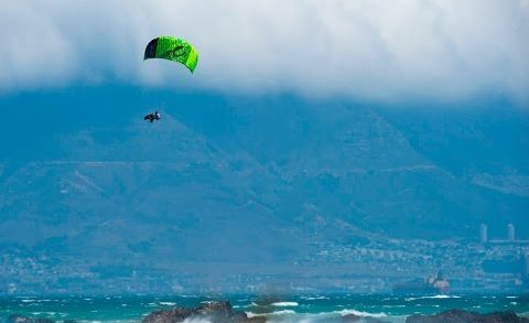 Andries Fourie, Red Bull King of the Air 2016