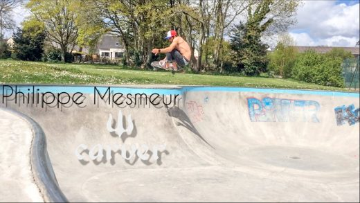CarverSkateboards Philippe Mesmeur