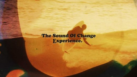 THE SOUND OF CHANGE EXPERIENCE