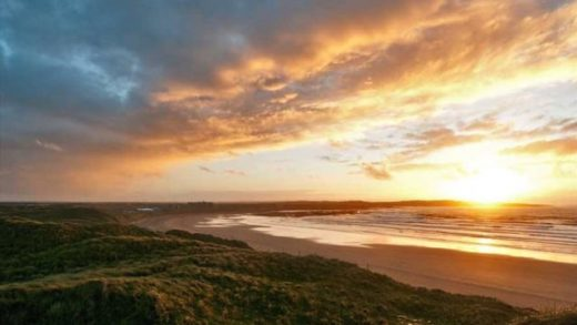 Irelands Summer Strapless Fun  – Save Doonbeg Beach