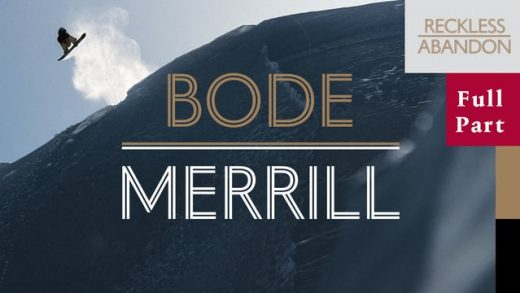 Reckless Abandon Bode Merrill FULL PART