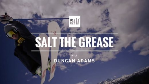 Salt the Grease – Duncan Adams