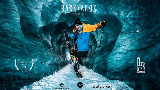 Ice Call – Sam Favret / Backyards Project