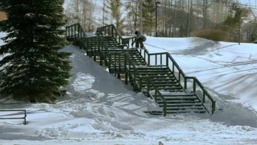 'Stronger' Dan Brisse's Re-Edited Full Part